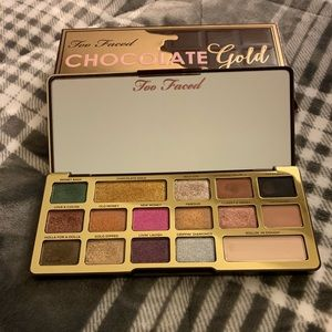 Too Faced Chocolate Gold Pallet